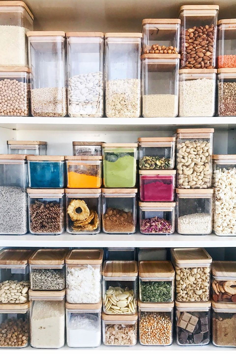 Fully Stocked: Essential Ingredients for the Pantry — Loveleaf Co. #meals