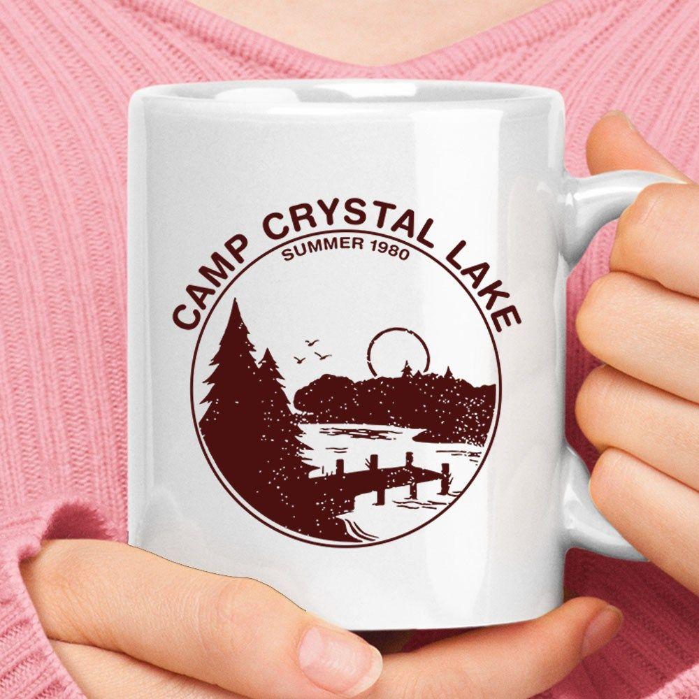 Camp Crystal Lake Summer 1980 Friday The 13th Mug in 2020 ...