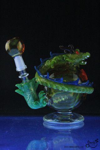 Empire Glassworks Dragon Ball Shenron Rig | Join the Empire