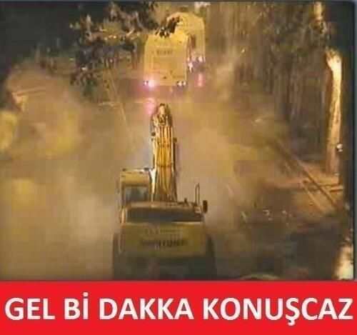 Gel Bi Dakka =) #occupygezi #direngezi