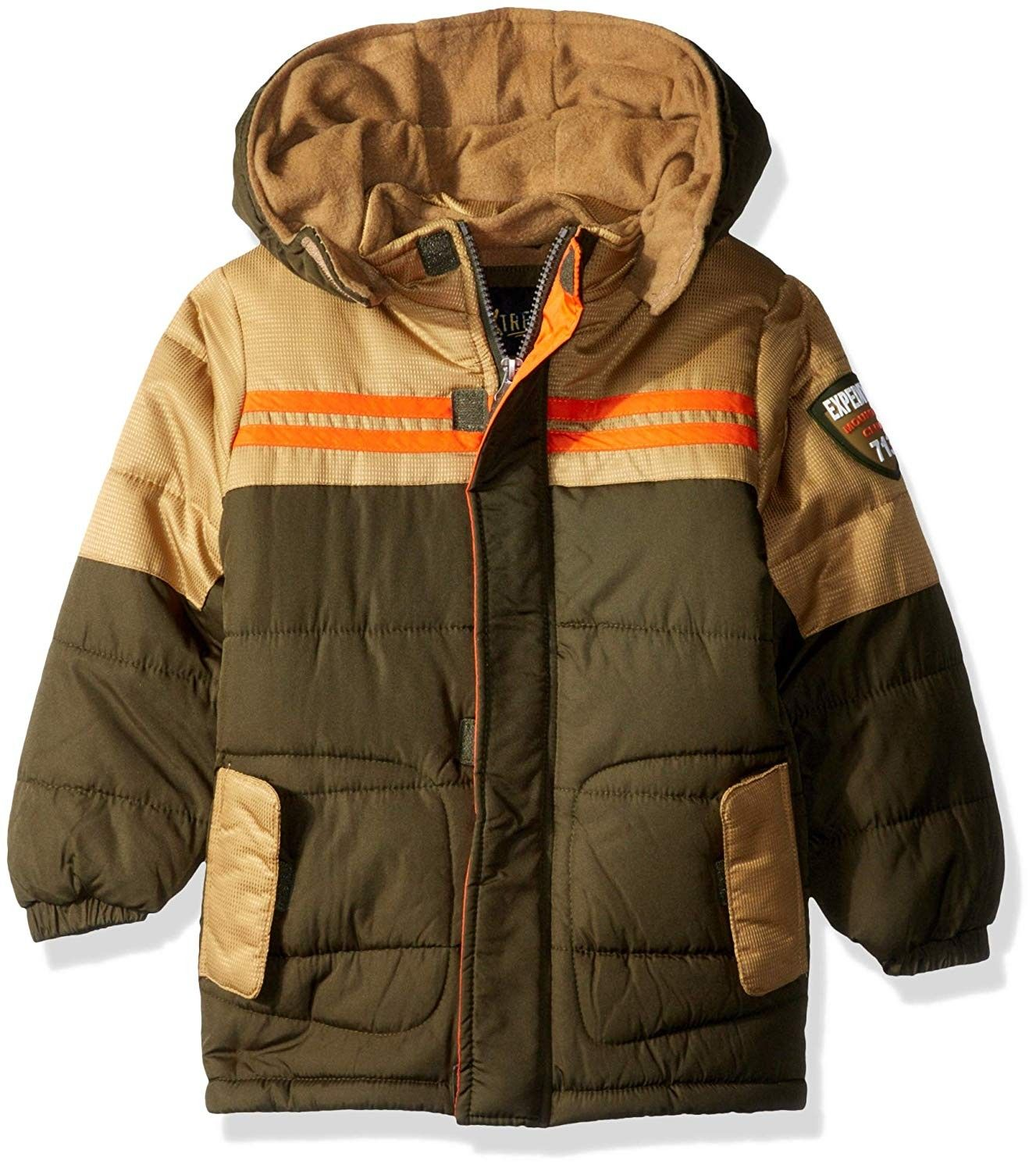 iXtreme Boys Colorblock Expedition Puffer