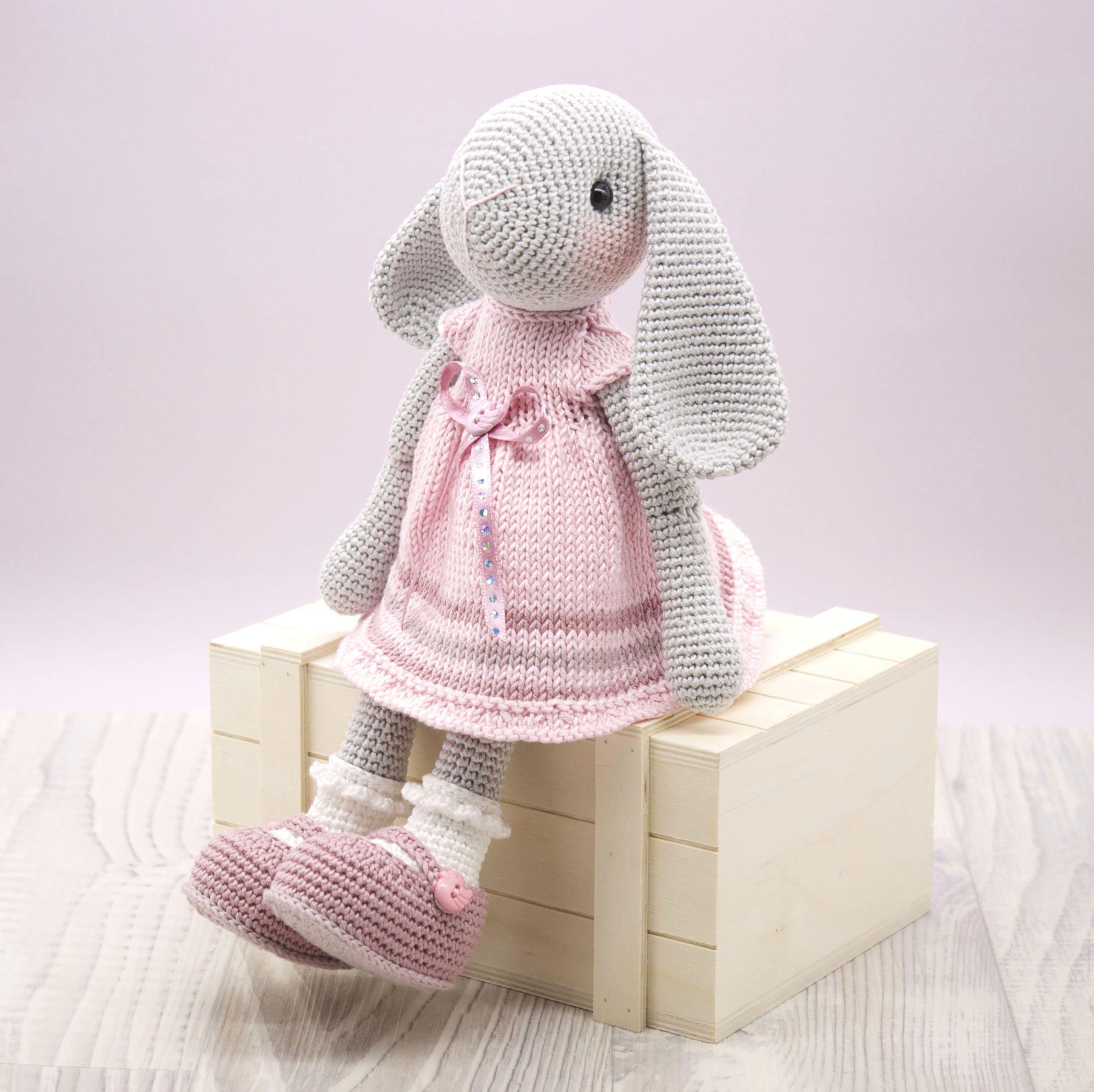 BubblesAndBongo | Вязанные игрушки | Pinterest | Häkeln, Hase und ...