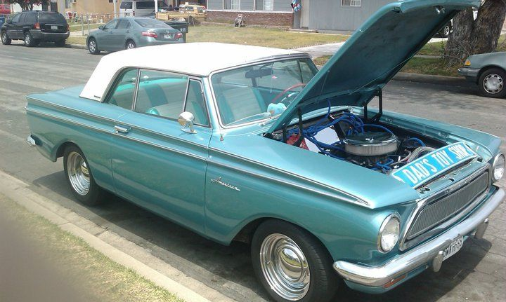 1963 AMC Ramber American 440 Hardtop. Click the link for details. http://www.oldcaronline.com/1963-AMC-Ramber%20American%20440%20Hardtop-La%20puente-California-for-sale-ID603381.htm
