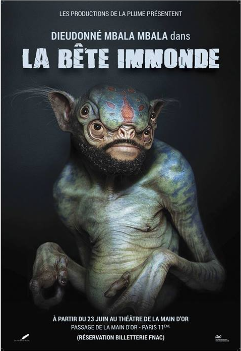 la bete immonde