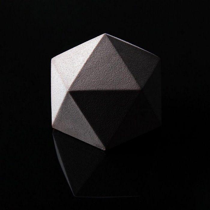 Doces geométricos Dinara Kasko