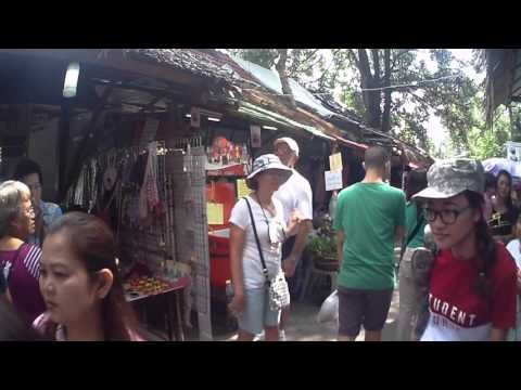 Rickshaw & Hike the Colors of Bangkok 20151017