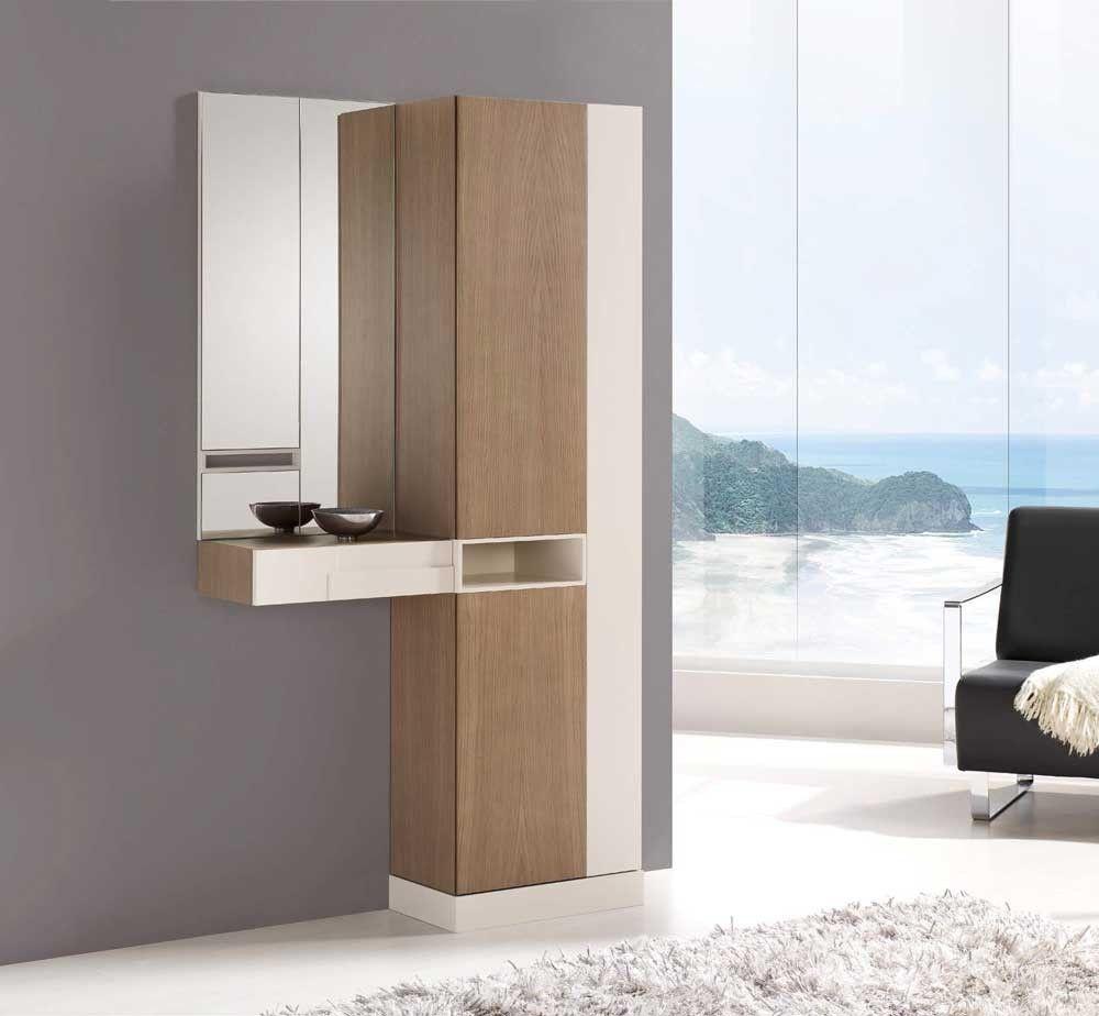 Recibidor zapatero moderno goran interiores pinterest for Armarios recibidor zapatero