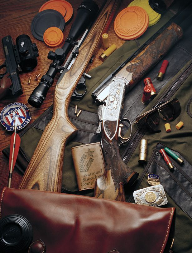National Sporting Clay Association