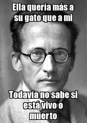 Erwin Schrödinger.