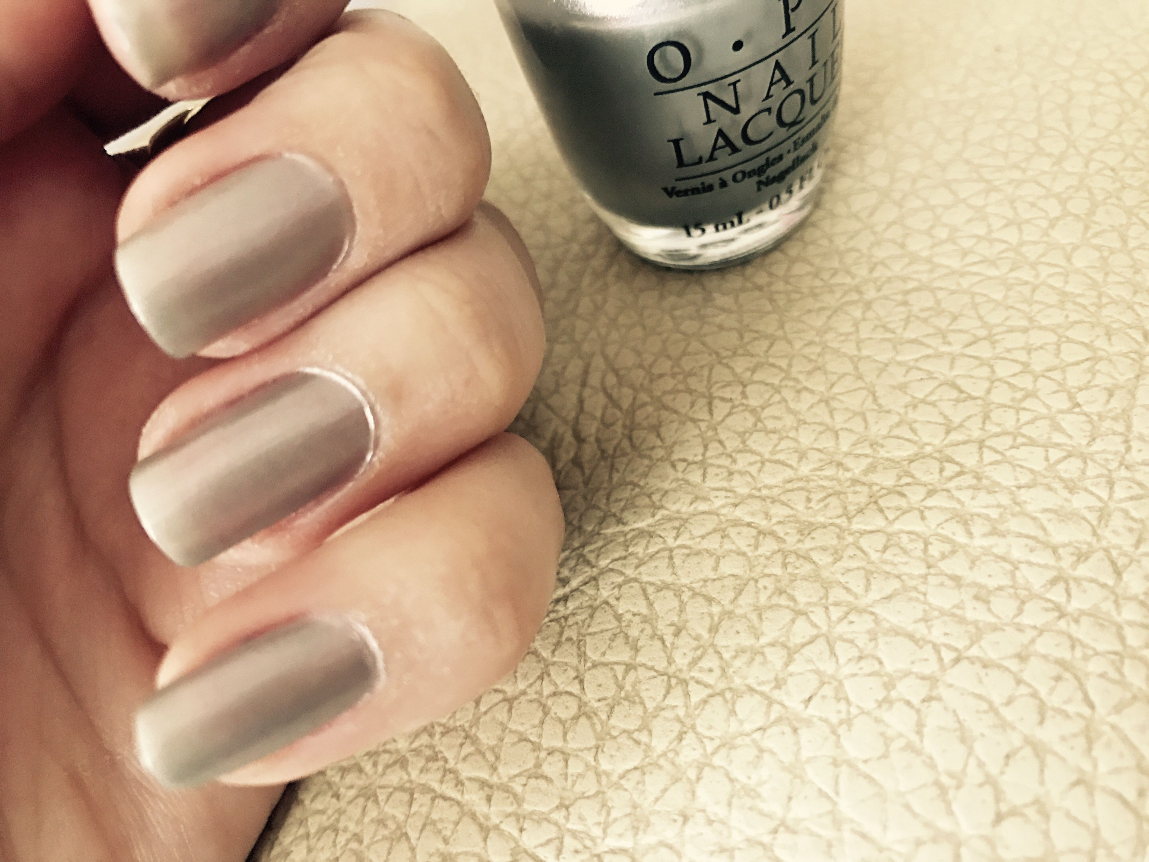 An OPI Fave Its Totally Fort Worth It Nails Diy
