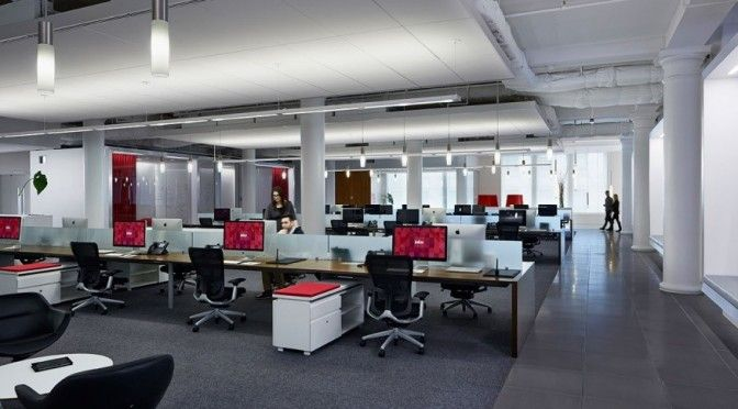 software development office layout Google Search Oficinas