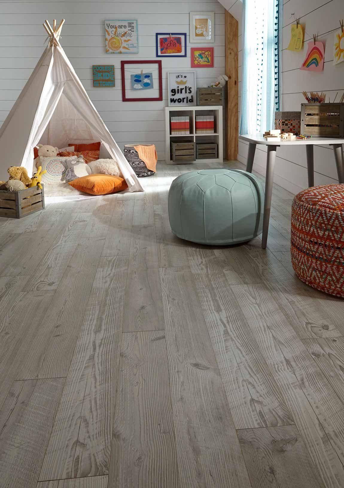 BedroomModern ContemporaryWood Look Flooring, Best