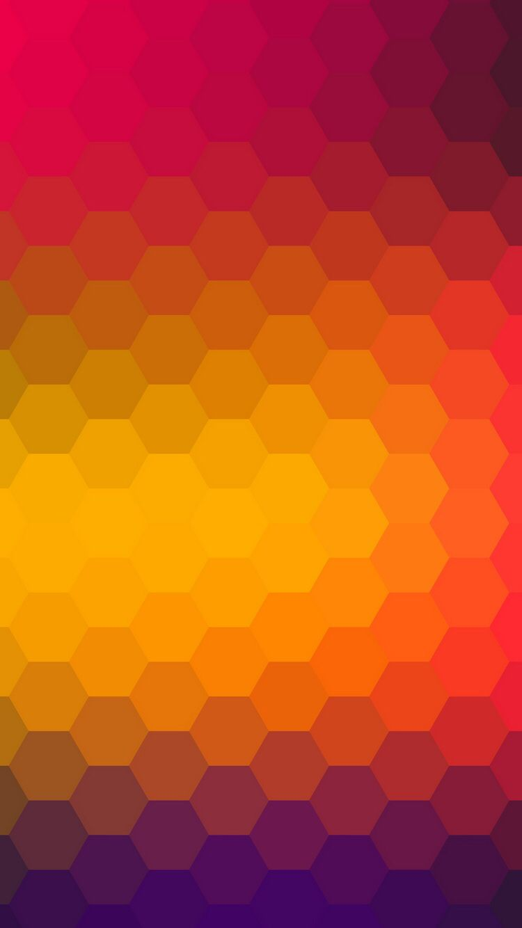 Pin By Fenix On Backgrounds Wallpapers Iphone Wallpaper Orange Pretty Phone Wallpaper Hexagon Wallpaper