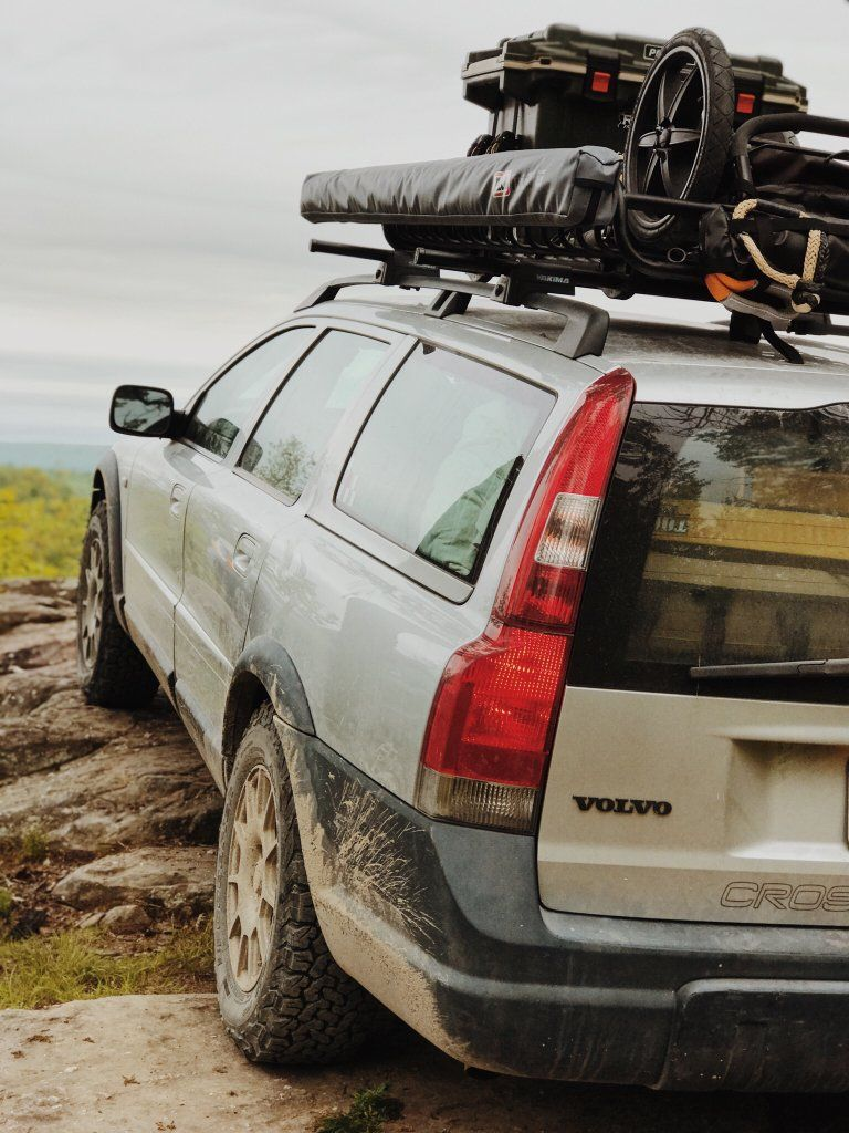 The Adventure Wagon A 2004 Volvo Xc70 Overland Build Project Cross Country Img Auto Motor Car Xc