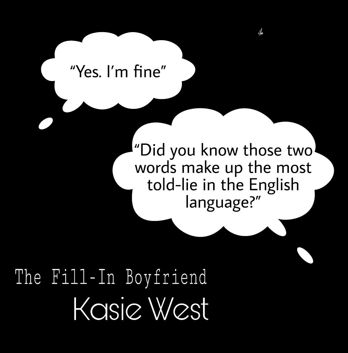 The Fill In Boyfriend Book Quotes Words English Words