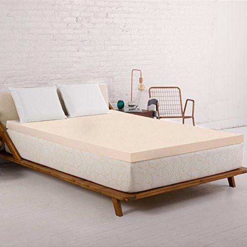 sleepjoy copper mattress topper high density 4lb copper gel memory foam