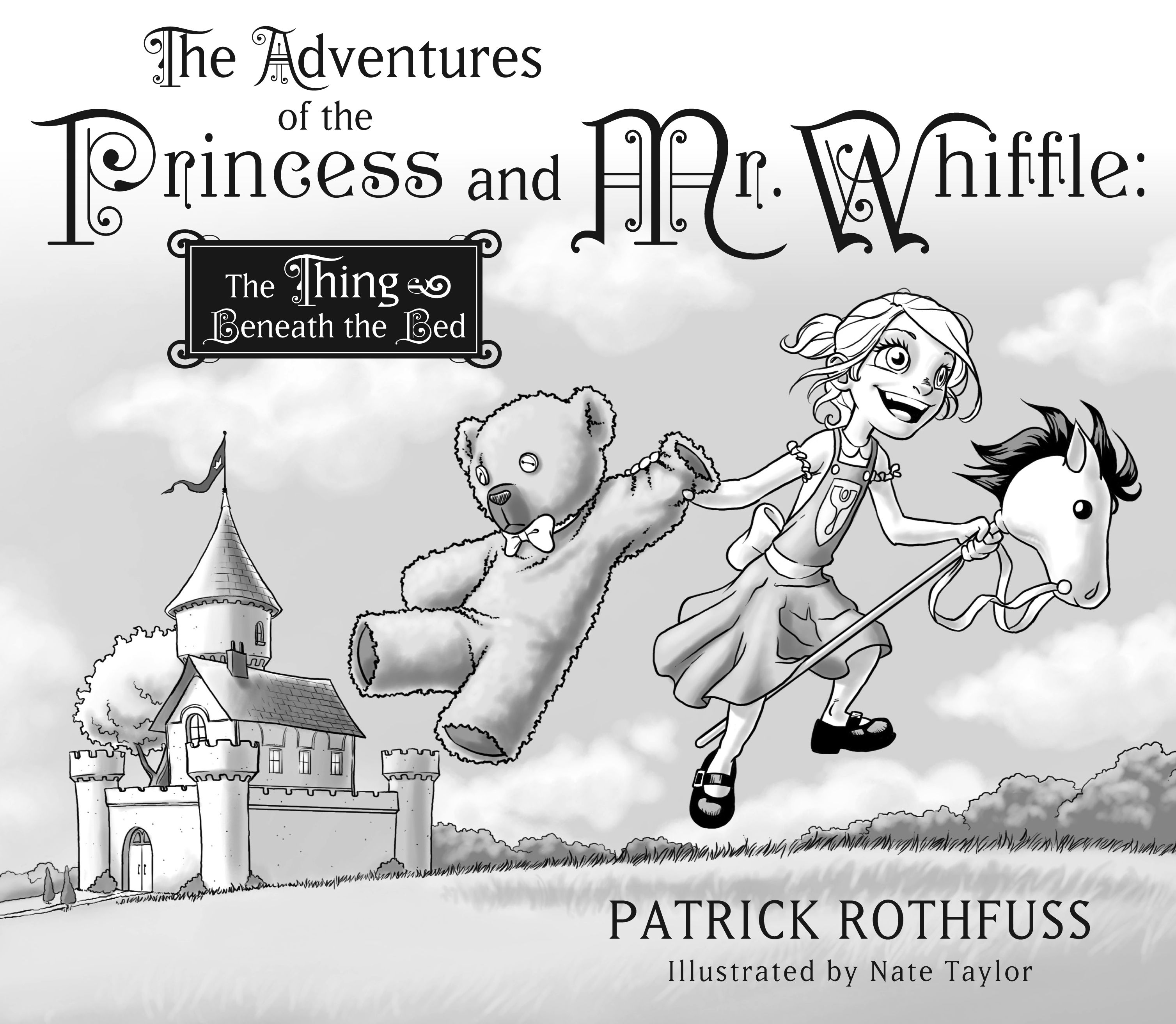 The Adventures of the Princess and Mr. Whiffle Princess