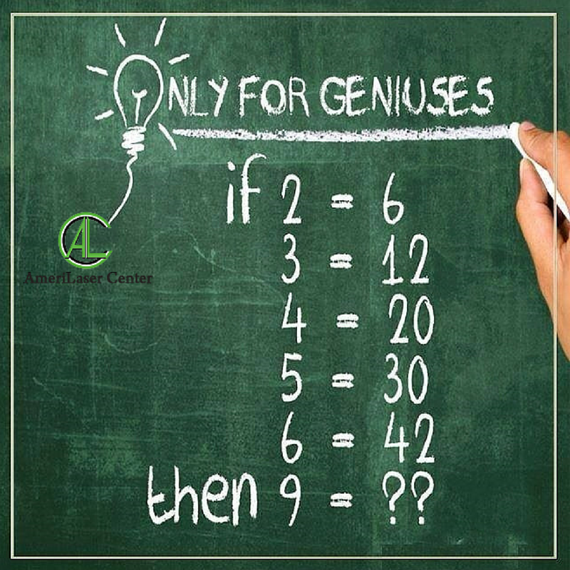 Try this if you are genius.. Maths puzzles, Math riddles