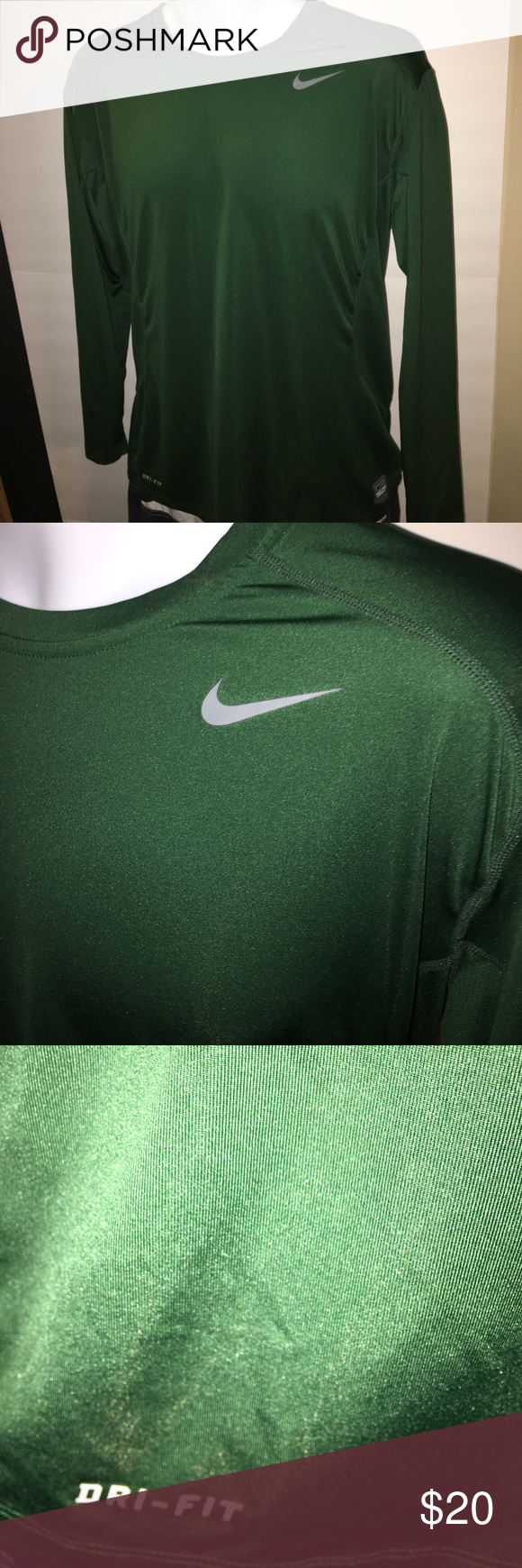 Nike Pro Combat Green Long Sleeved Shirt Nike Pro Combat Green Long Sleeved Shirt Like New Men S Size Large Nike Long Sleeve Shirts Nike Pro Combat Nike Pros [ 1740 x 580 Pixel ]