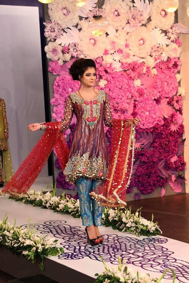 Wedding Guest Dress Exhibition By Kashee\u0027s, Kashee\u0027s