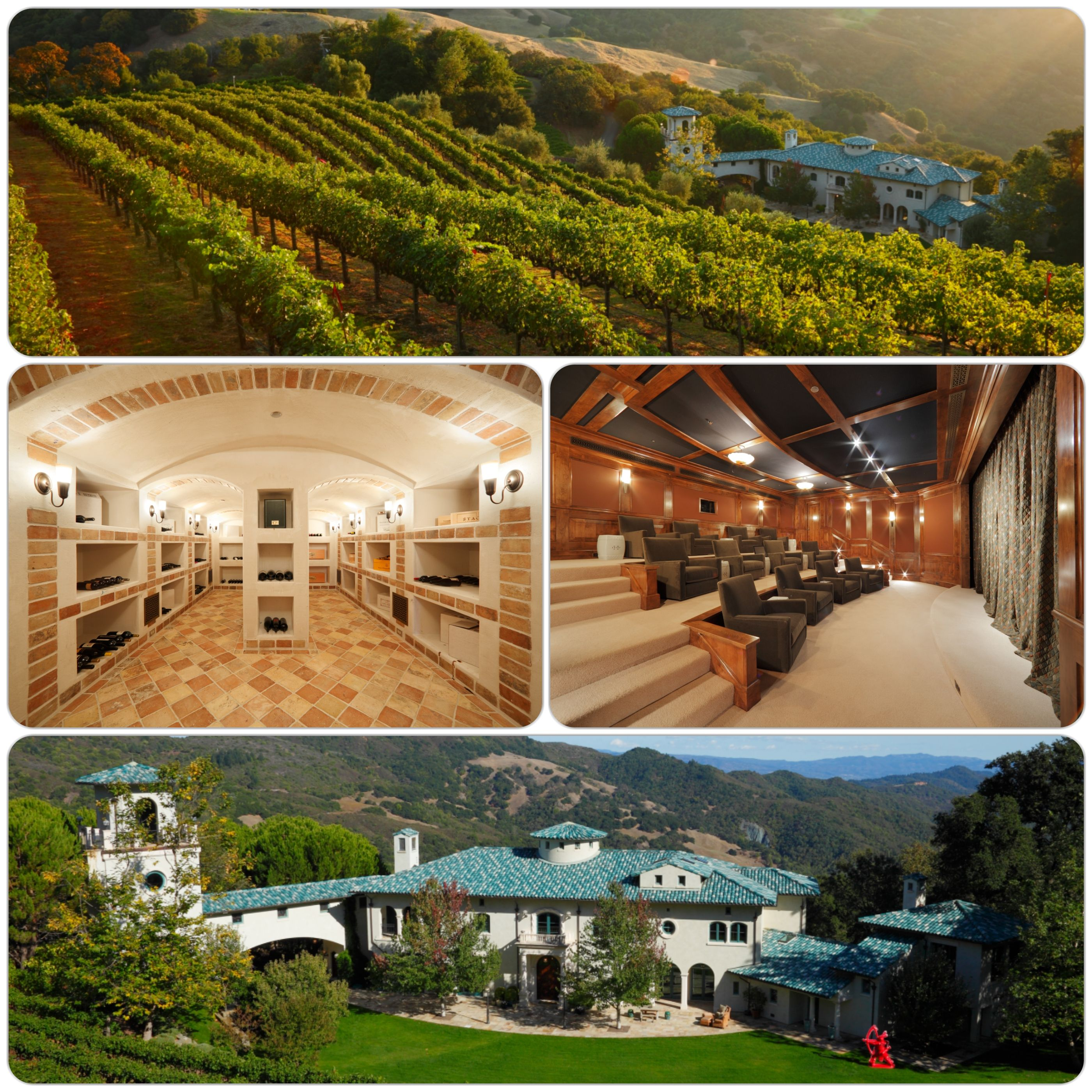 Robin Williams Gets Serious About Selling $30 Million Napa Valley Ranch