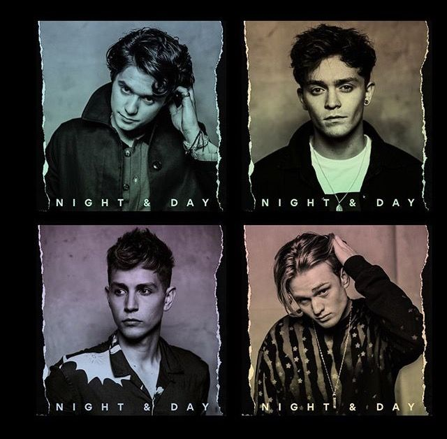 Night And Day The Vamps The Vamps Love Vampiros Musica