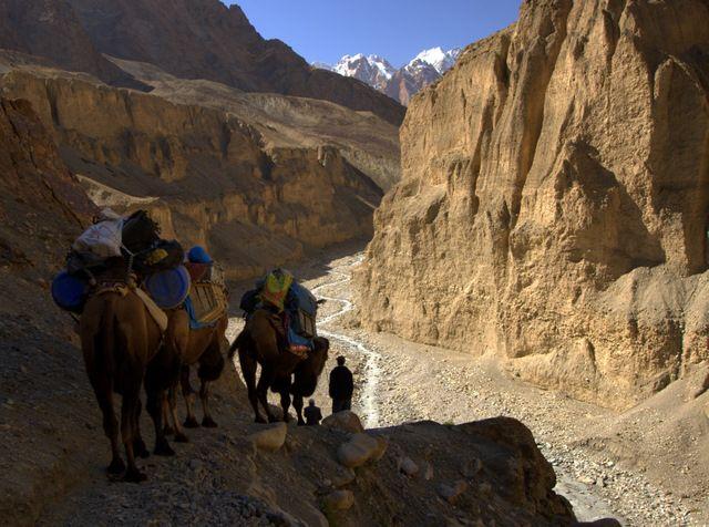 Kashgar Silk Road 2012 -