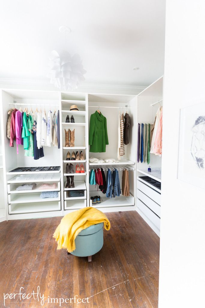 Sweet House Alabama | Perfectly Imperfect | The Herndon House| Closet  Solutions From IKEA