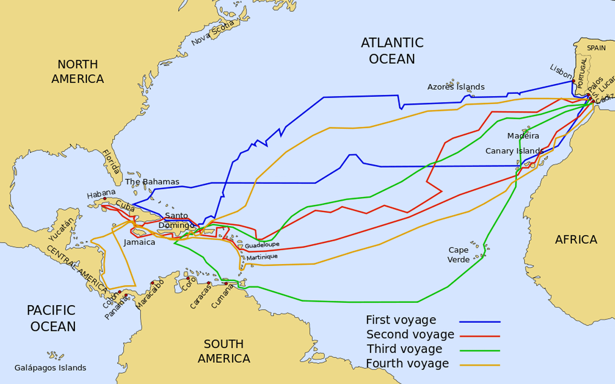 5 Things You Didn T Know About Christopher Columbus With