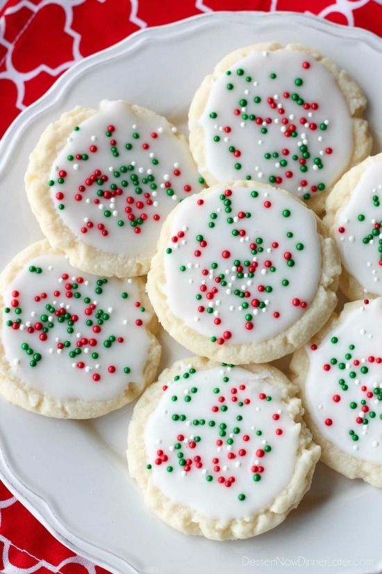 Meltaway Cookies Are A Soft Lightly Sweet Shortbread Cookie That