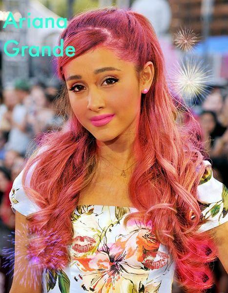 here is sexy Ariana grande my celeb crush. aint she so fine!