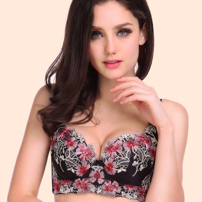 9b974e400f7fc Bra 6 Colors bras for women underwear casual push up bra brassiere sutian  plus size sutia adesivo bralette women sexy bra
