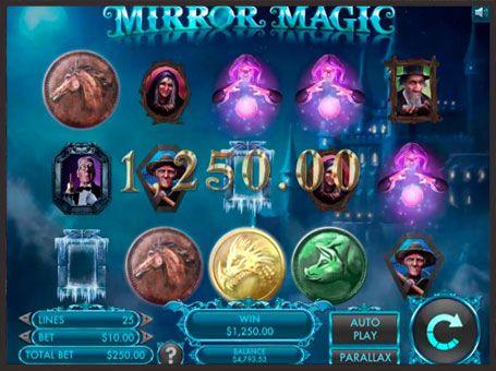 Mirror mirror зеркало игровой автомат ставка