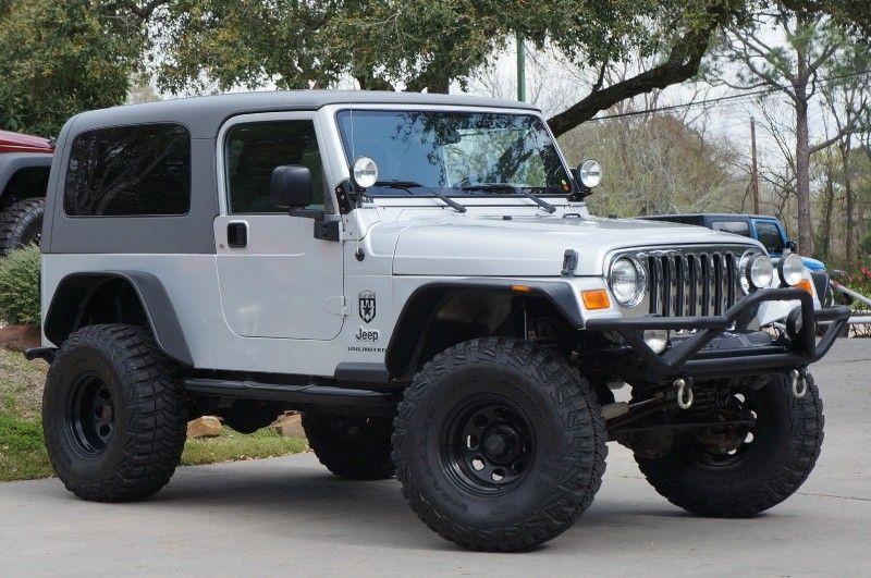 2005 Silver Lj Jeep Wrangler 18995 2005 Jeep Wrangler Jeep