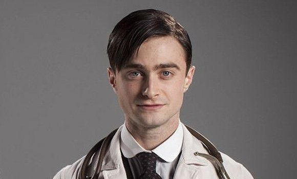 Daniel Radcliffe A Young Doctor S Notebook Is My Dream Role