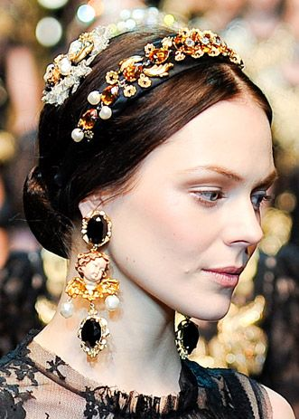 Opulent, D  #Headband  #Jewelry   #earrings