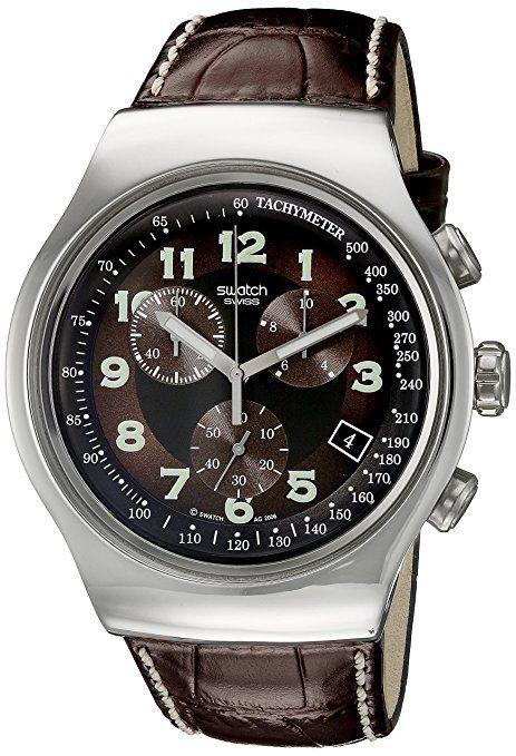 Swatch Irony The Chrono Your Turn Yos 413 Reloj De Caballero De