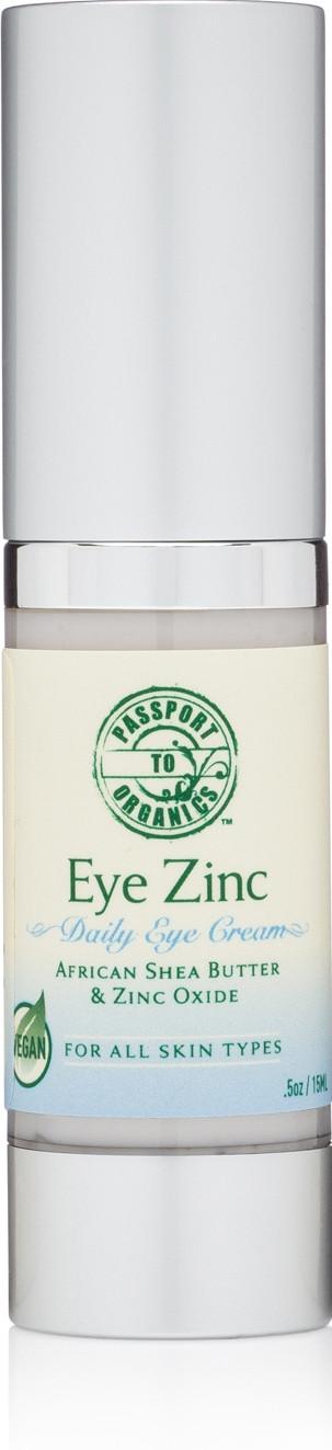 Eye Zinc - Avocado and Zinc Oxide Daily Eye Cream, .5 fl oz