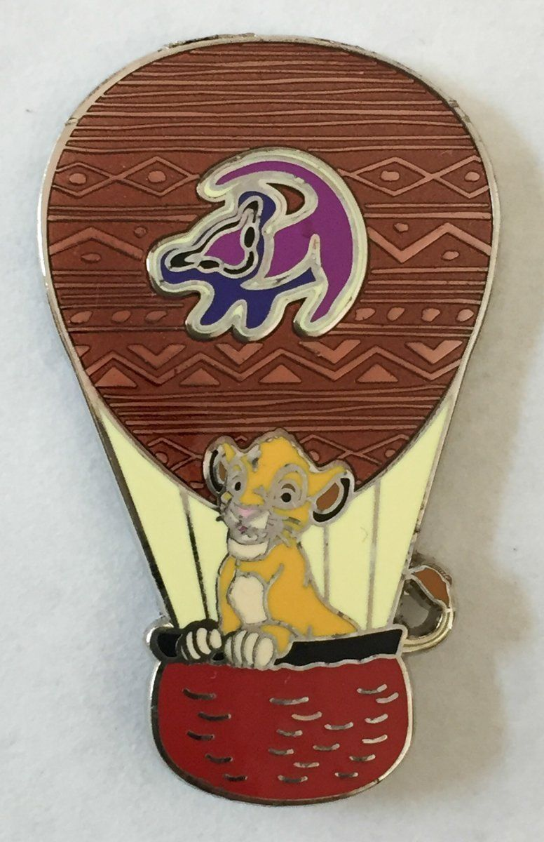 Disney Pin 101315 Hot Air Balloons Mystery Adventure is