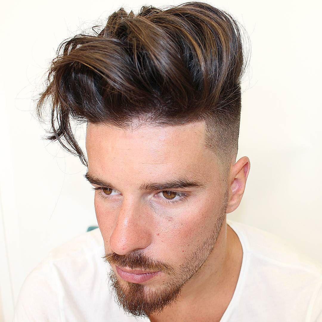 Mens cool haircuts haircut by agusbarber iftoozsl menshair