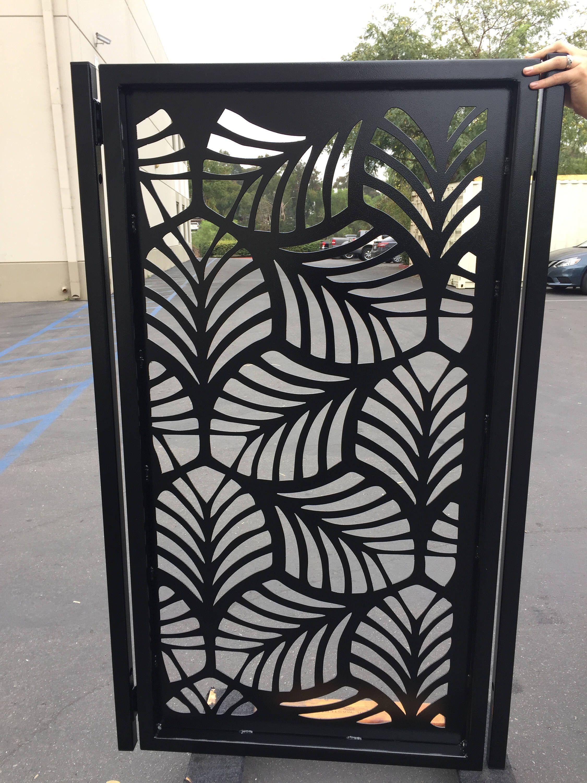 Urban Design Modern Metal Gate Custom Pedestrian Gat Garden Gate By Davincimetalgate On Etsy Ht Metal Doors Design Modern Steel Gate Design Steel Gate Design