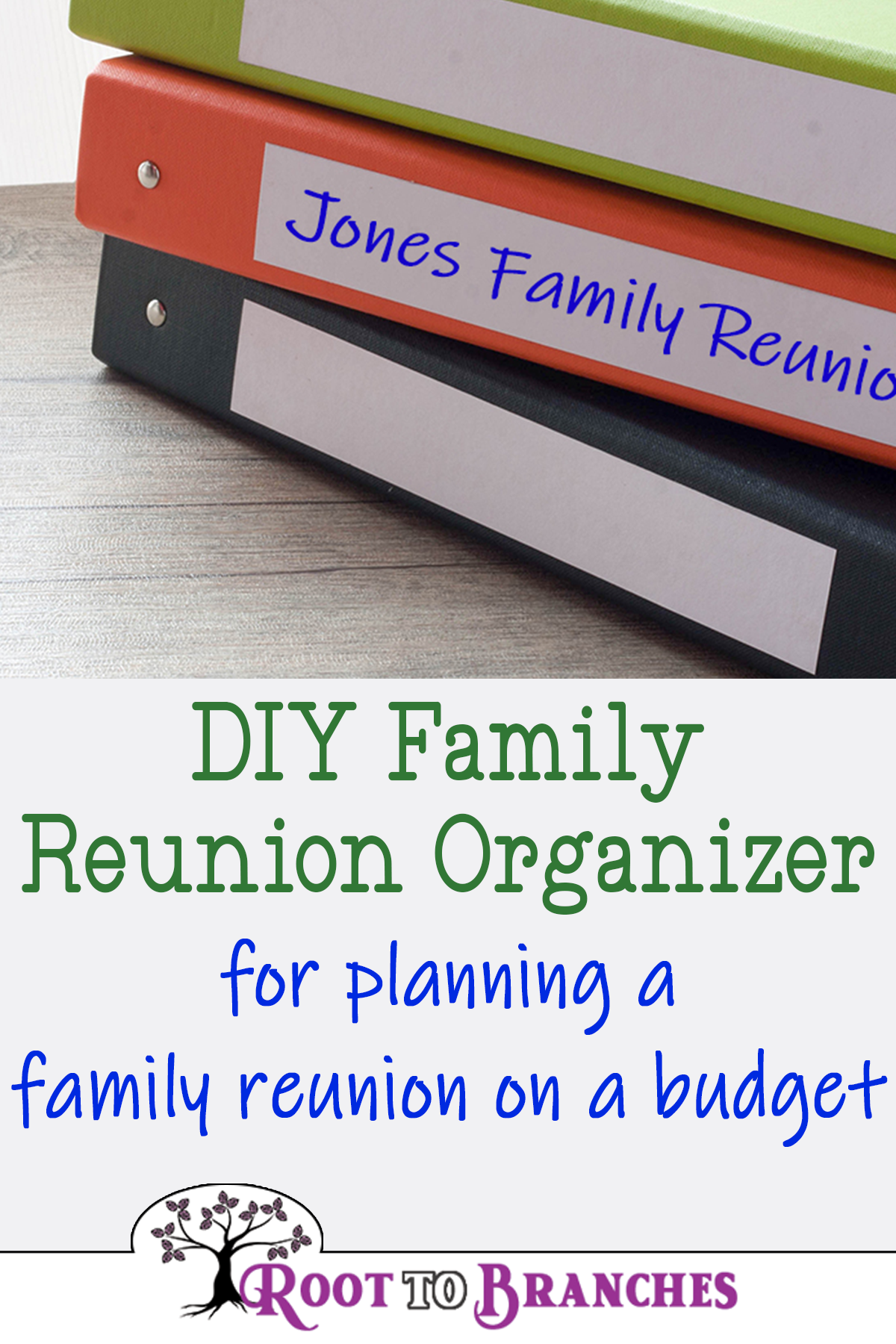 Planning A Family Reunion On A Budget