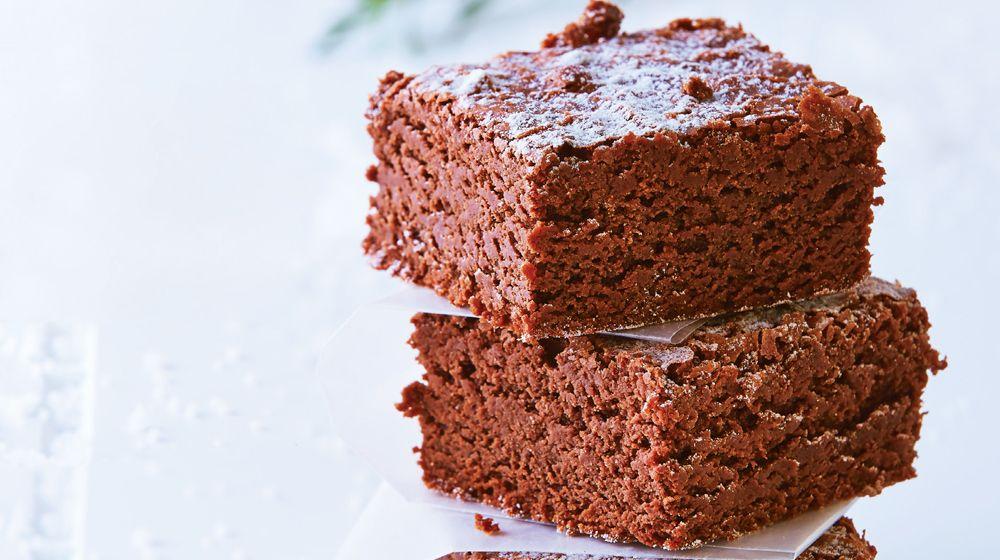 Cómo Preparar Un Buen Brownie Casero Receta Rápida Y Fácil Receta Brownies Caseros Dulces De Chocolate Como Preparar Brownies
