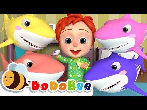Baby Shark Dance   Loky Nursery Rhymes & Kids Songs ...