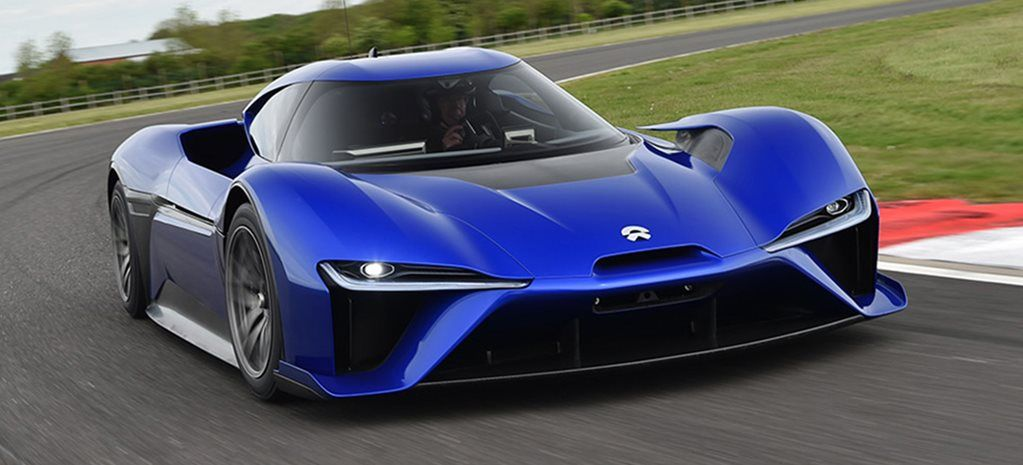2018 NIO EP9 electric supercar review Super cars, Cool