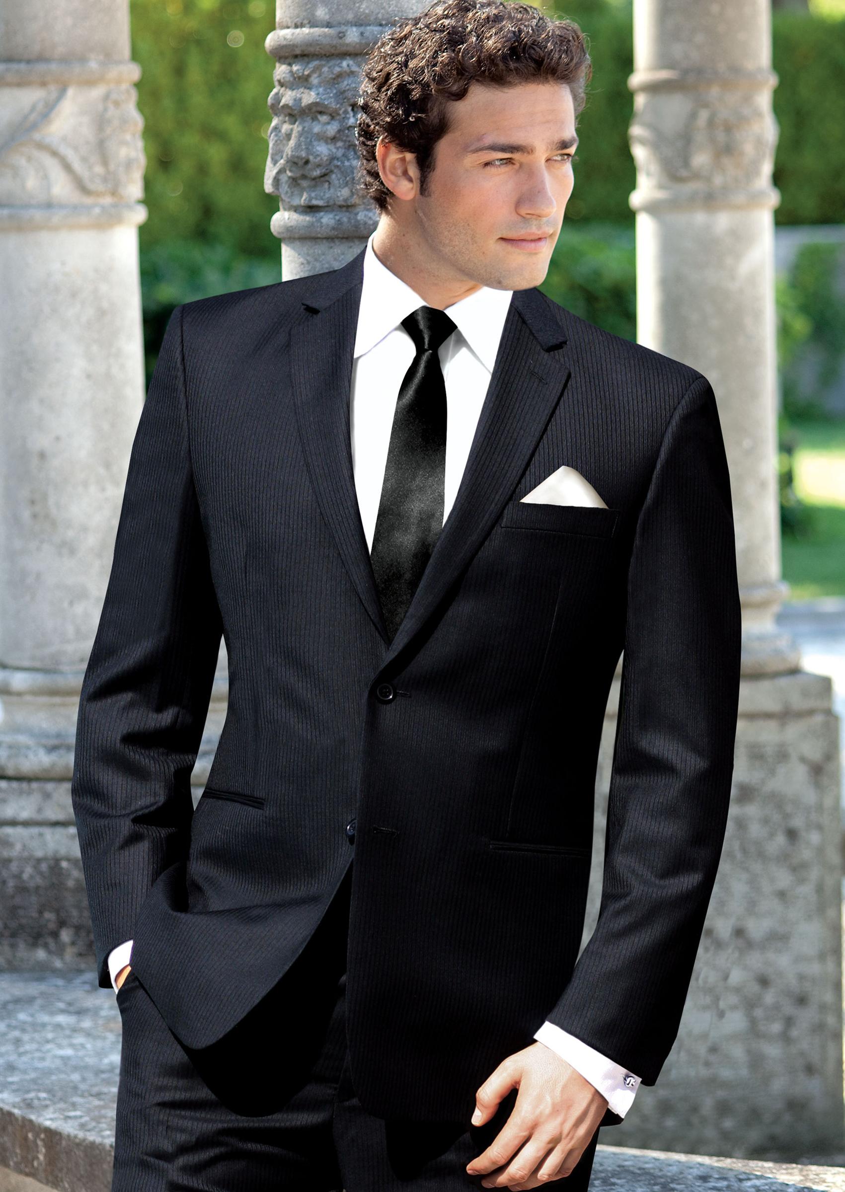 Black Madison | Suits | Pinterest | Rent tuxedo, Perry ellis and ...