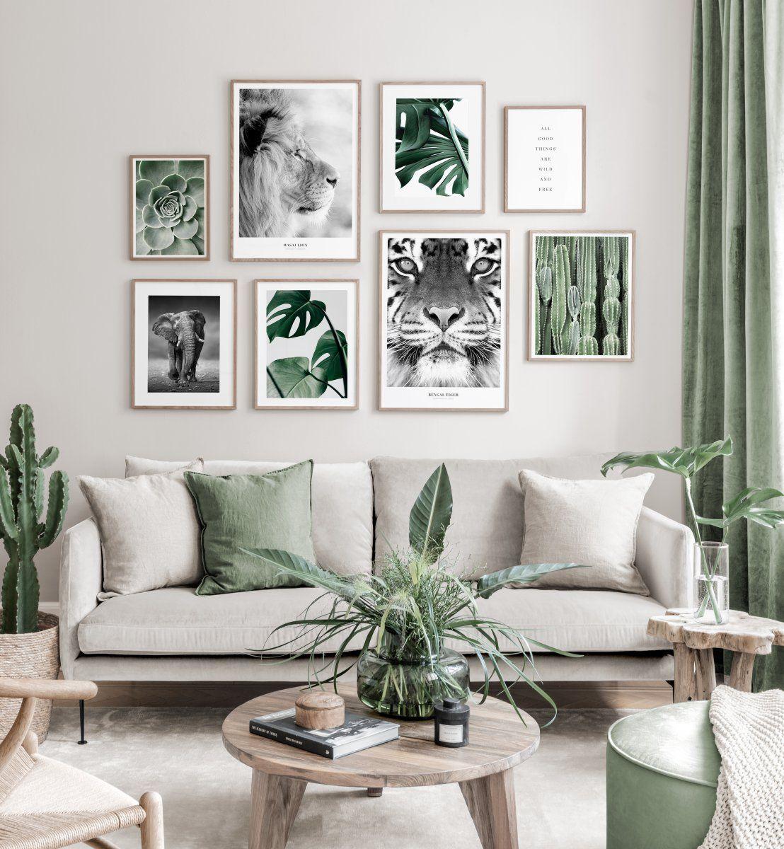 Pin On Ideer For Flytt Living room decor gallery