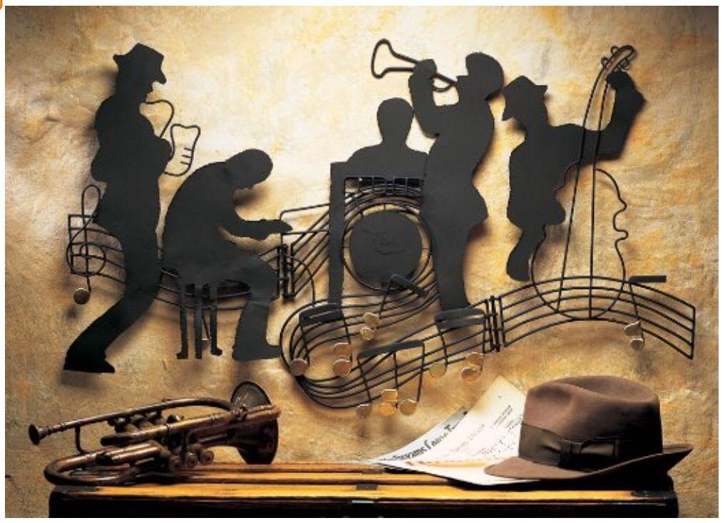 Jazz Wall Art