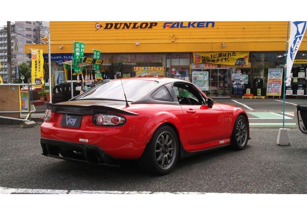 Garage Vary Nc Hardtop Fastback For Mx 5 Nc Rev9 Mazda Miata Mazda Mx5 Miata Mazda Mx5