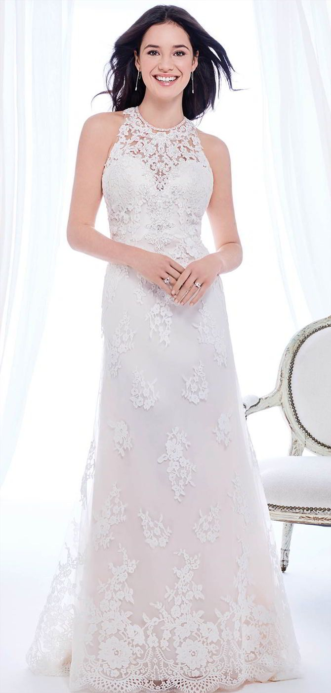 Dress for fall wedding  Ella Rosa Fall  Wedding Dresses  Wedding dress Fall wedding
